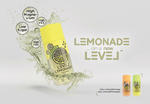 Black Friday 30% off Level Lemonade 300ml Range Incl. Shipping
