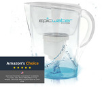 Epic Pure Water Filter Jug $58.80 (48% off) Delivered @ Epic Water Filters