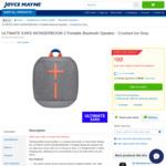 UE Wonderboom 2 $98 @ Joyce Mayne, $99 @ Harvey Norman