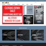 Closing Down Sale: 20%-80% off All Stock @ Stardot Technology