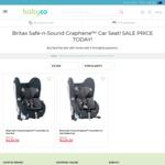 Britax Safe-N-Sound Graphene Car Seat $429 + Shipping @ Babyco