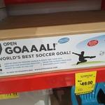 Rebounding Soccer Goal Net $49 (Was $159) @ Bunnings