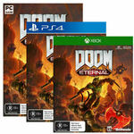 [eBay Plus, Switch] Animal Crossing: New Horizons $49 (OOS),  [XB1, PS4] Doom Eternal $49 ($39 PC) @ The Gamesmen eBay