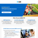 [SA] Switch Your CTP Insurance to QBE and Get $25 Back as an eGift Card (12mo Reqd)