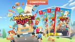 Win 1 of 3 Copies of Moving Out (Switch/Physical) Worth $69.95 from Vooks