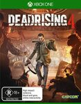 [XB1] Dead Rising 4 $10 + Delivery (Free with Prime / $39 Spend) @ Amazon AU