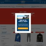 BCF Winter Wardrobe Sale In-Store Only (e.g. OUTRAK Men's Long John $5 Was $19.99, Quiksilver Men's Straw Hat $7.50 Was $32.99)