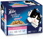 Felix Kitten Wet Food 60x 85g Pouches $21.99 + Delivery (Free for Orders over $49) (62% off) @ Pet Circle