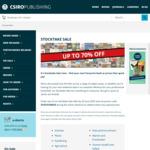 CSIRO Publishing 2020 Stocktake Sale – Books up to 70% off (Standard Shipping $9)