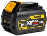 DeWalt DCB546-XE 18V-54V 6.0ah XR Flexvolt Li-Ion Battery $148 @ bbta.com.au [Price Beat @ Bunnings for 10% Less]