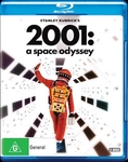 Blu-Ray: 2001 - A Space Odyssey - Special Edition $2.50 + $1.69 Shipping @ Sanity