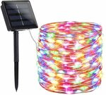 200 LED Solar Powered Solar 22m String Lights Outdoor Multicolored $14.80 + Delivery ($0 w/ Prime/ $39+) @  Findyouled Amazon AU