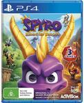 [PS4, XB1] Spyro Reignited Trilogy $29 @ JB Hi-Fi | XB1 Also Available @ Big W