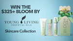 Win a Young Living Bloom Brightening Skin Care Set Worth $328.80 from Seven Network