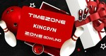 $200 Zone Bowling / Timezone / Kingpin E-Gift Card for $160 (20% off) @ Zone Bowling