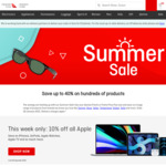 Qantas Store Summer Sale (up to 60% off)