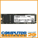 [eBay Plus] Crucial P1 1TB M.2 NVMe SSD $130.50 Delivered @ Computer Alliance eBay