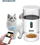 Zemismart Wi-Fi Automatic Pet Feeder A$147.20 Delivered @ Zemismart