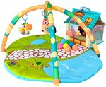 Fun N Well Farmhouse Playtime Baby Play Gym $55.99 Delivered @ Well Reflection Amazon AU