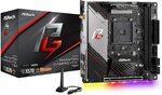 Asrock X570 Phantom Gaming-ITX/TB3 Mini ITX AMD Motherboard - $298 Delivered @ Online Computer via Amazon AU