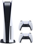 [PS5] PlayStation 5 with 2 DualSense Wireless Controllers $859.90 Delivered @ Sony Store