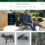 50% off Hunter Dog Leashes + Free Shipping @ Harriet and Hudson