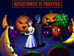 [PC] DRM-free - FREE - Resistance is fruitile (was $6.56) - Itch.io