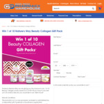 Win 1 of 10 Beauty Collagen Packs Worth $114.95 from Good Price Pharmacy