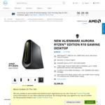 Alienware R10 Desktop Ryzen 7 5800, 16GB RAM, 512GB SSD + 2TB HDD, RTX 3070 $2,417 | RTX 3060ti $2175.60 Delivered @ Dell