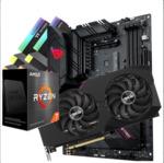 AMD Ryzen7 5800X, ASUS B550-F WiFi, 16GB RAM & ASUS GeForce RTX 3070 $2399 + Del. (Free to Melb, Syd, Canb, Bris Metros) @ Mwave