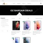 25% off Samsung Galaxy S21 5G 128GB $936, 20% off Samsung Galaxy Ultra 5G 256GB $1559 Delivered @ CellAphone