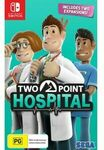 [Switch] Two Point Hospital $19 + Delivery (Free with eBay Plus) @ EB Games eBay