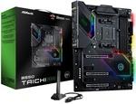 ASRock AMD B550 TAICHI Razer Edition ATX AM4 Motherboard $299 Delivered @ PCBYTE