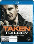 Blu-Ray Boxset: Prison Break $62.27, Taken Trilogy $11.99, John Wick 1-3 $22.39 + Delivery ($0 with Prime/ $39+) @ Amazon AU