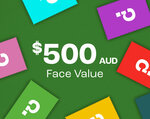 Postage Stamps - $500 Face Value for $297.50 (15% off) & Free Delivery with $20 Order @ Perforated Stamps
