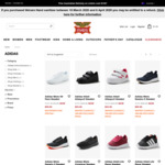 adidas Men's Sneaker $39 (Was $129.99) + $10 Delivery (Free with $100 Spend) @ Rivers (in-Store & Online)