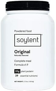 Soylent Meal Replacement Powder, Original, 36.8 Ounce (0.99 kg) $36.80 + Delivery ($0 with Prime & $49 Spend) @ Amazon US via AU