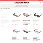 Up to 80% off Selected Styles - Oroton Cossette $70, Gucci Suns $150 + Shipping ($0 over $80) @ Eyewear Index