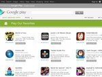 Android $0.49 & $0.25 Apps on Google Play
