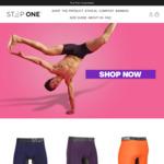 Men's Bamboo Underwear 25% off @ Step One