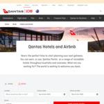 Triple Qantas Points on Hotel Bookings - 9 Per $1 Spent @ Qantas.com