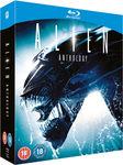 Alien Anthology Blu-Ray - £9.95 + £0.99 Shipping at Zavvi