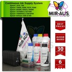 Continuous Ink Supply System CISS T50 837 730 with Extra 3 litre Ink, Was $355 NOW $213