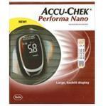 Accu Chek Performa Nano Meter Kit (Blood Glucose Monitor) $0.99 after $40 Cashback