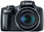 Canon PowerShot SX50 HS FREE Camera Case + Screen Protector + Camera Cleaning Kit $429 Delivered