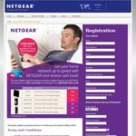 NetGear Cashback $50 or $30 on Wi-Fi Routers Purchased in Feb and March