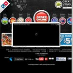 Domino's Value Pizza $4.95