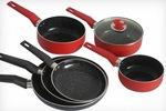 3 Ceramic Stone Coat Pots or Pans for $49 Delivered