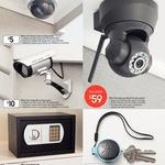 IP Camera & Dummy Dome Cameras ($5, $10, $59) @ Kmart