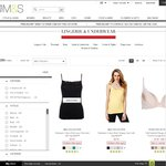 M&S Sale Further Reductions - Bras from £3.49 ($6.31), Free Delivery over £30
